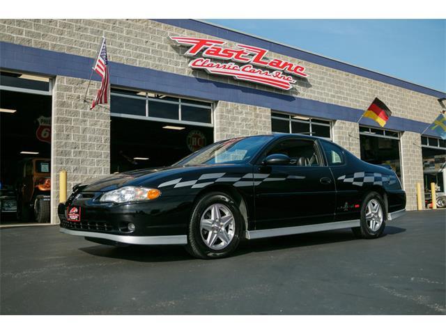2001 Chevrolet Monte Carlo SS | 921153