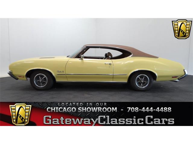 1972 Oldsmobile Cutlass | 921165