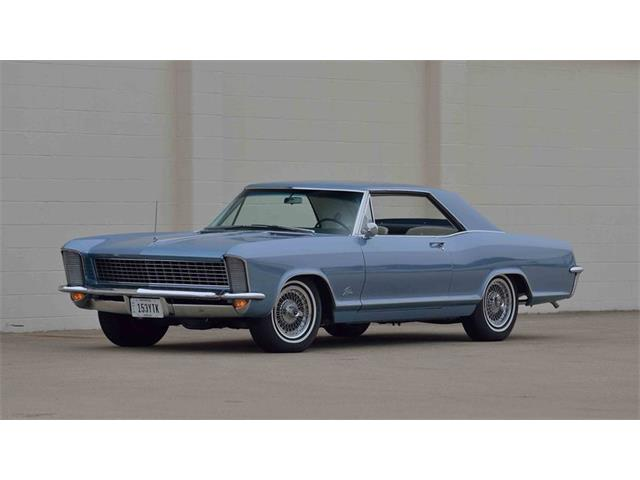 1965 Buick Riviera | 921166