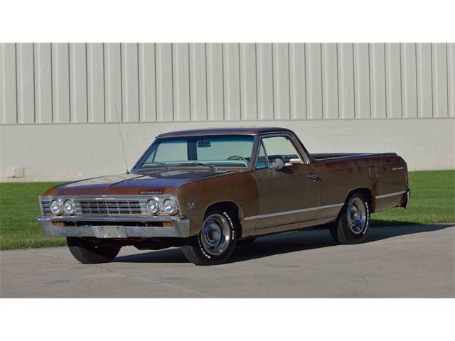 1967 Chevrolet El Camino | 921169