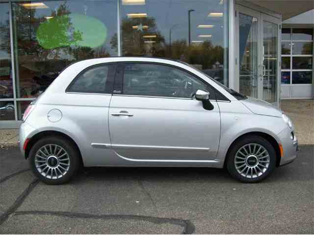 2012 FIAT 500c | 920117