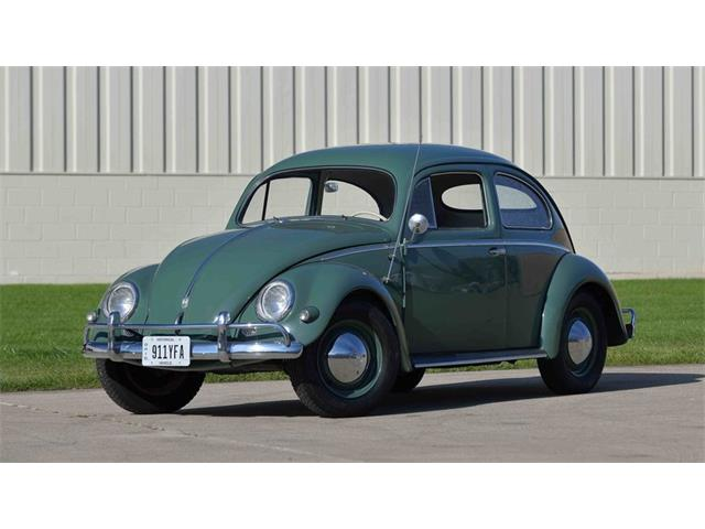 1957 Volkswagen Beetle   921170