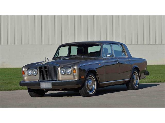 1979 Rolls-Royce Silver Shadow | 921173