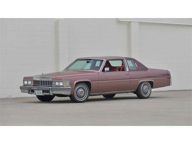 1977 Cadillac Coupe DeVille | 921178