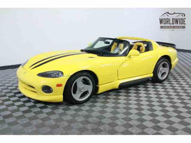 1994 Dodge Viper | 921180