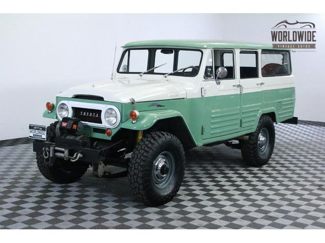 1966 Toyota Land Cruiser FJ45 | 921181