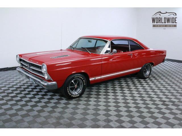 1966 Ford Fairlane | 921183