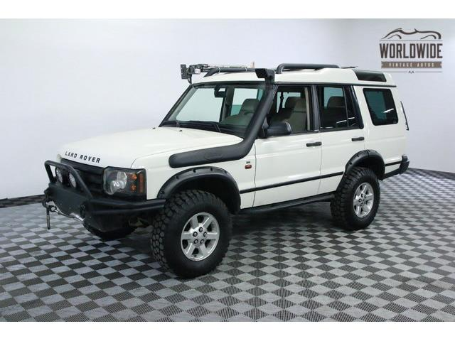 2004 Land Rover Discovery | 921184