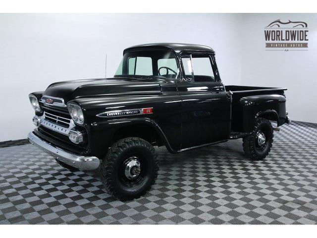 1959 Chevrolet Apache | 921187