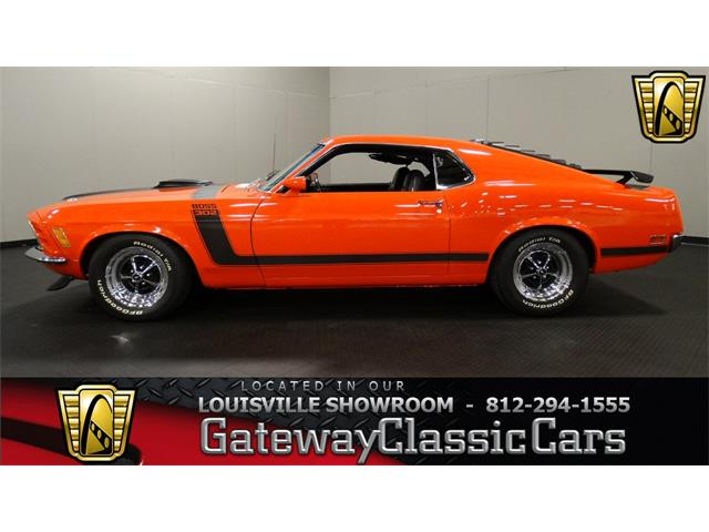 1970 Ford Mustang | 921196