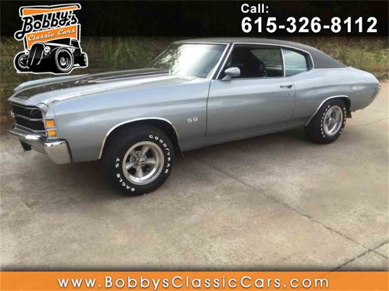 1971 Chevrolet Chevelle for Sale - CC-921199