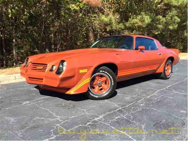 1980 Chevrolet Camaro | 921208