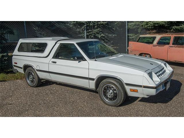 1983 Plymouth Scamp | 920121
