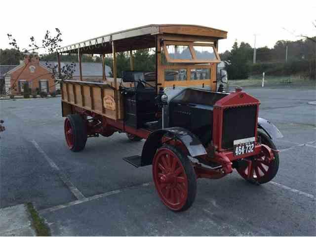 1918 Selden Canopy Express Truck | 921212