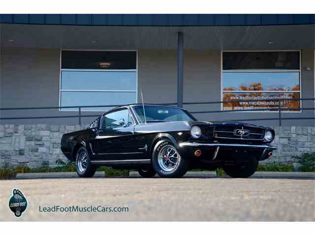 1965 Ford Mustang | 921214