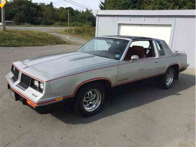 Picture of '84 Cutlass - JQTB