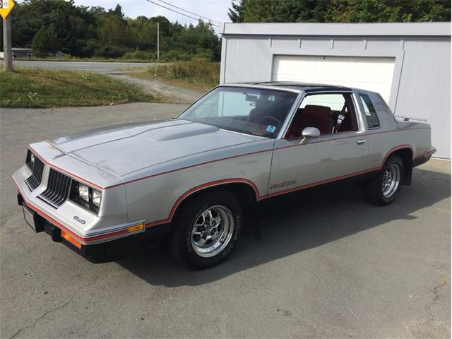 1984 Oldsmobile Cutlass | 921215
