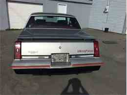 1984 Oldsmobile Cutlass for Sale - CC-921215