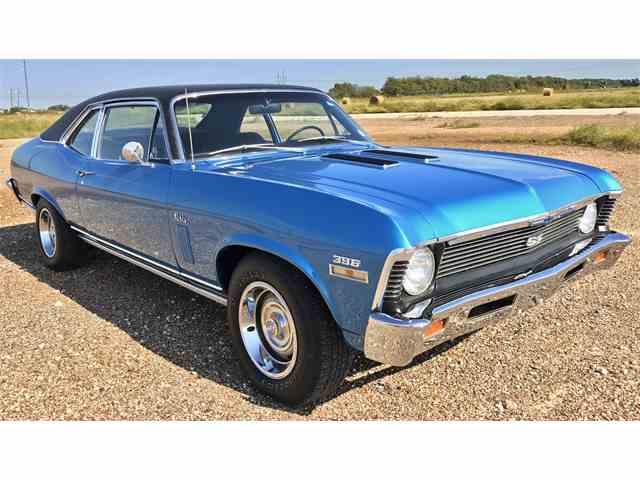 1969 Chevrolet Nova | 921225