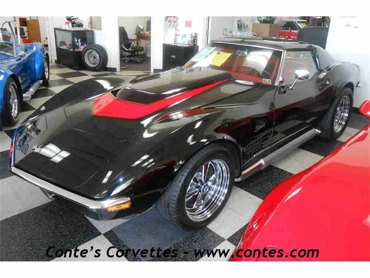Large Picture of '71 Resto-Mod Corvette - JQTU