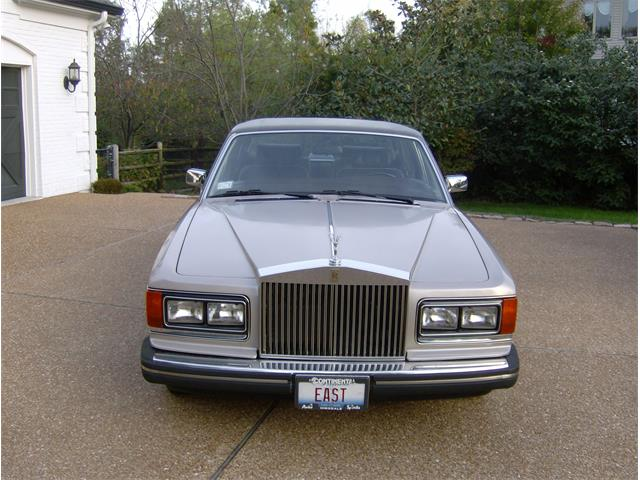 1986 Rolls-Royce Silver Spur | 921246