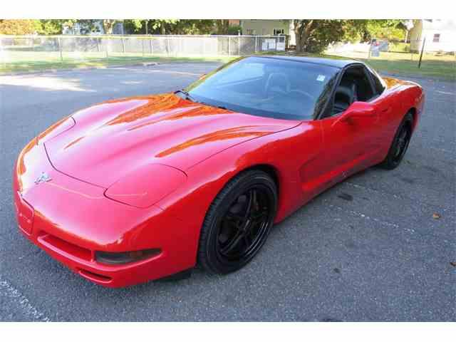 2003 Chevrolet Corvette | 920125