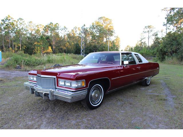 1975 Cadillac DeVille | 921251