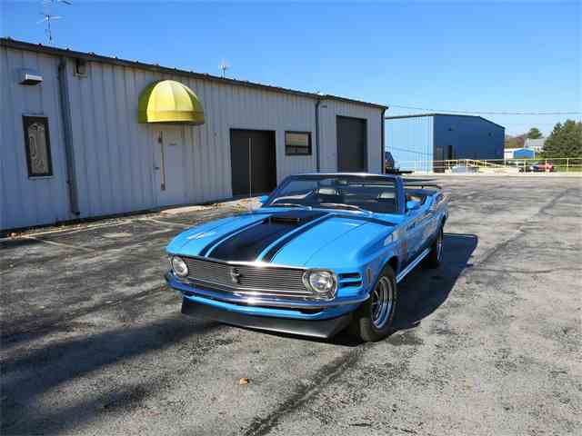 1970 Ford Mustang | 921252