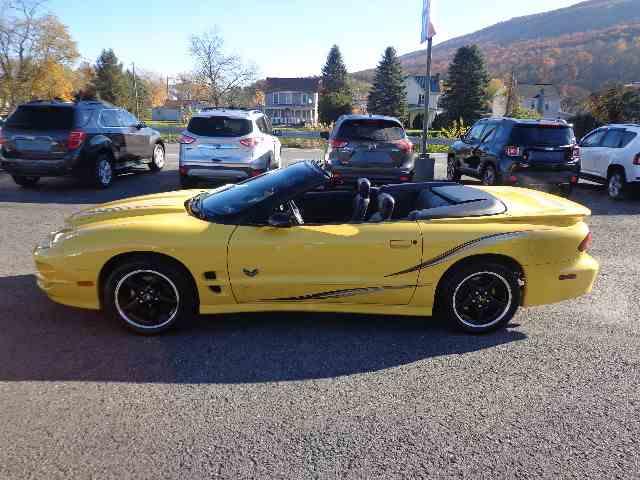 2002 Pontiac Firebird Trans Am | 921262