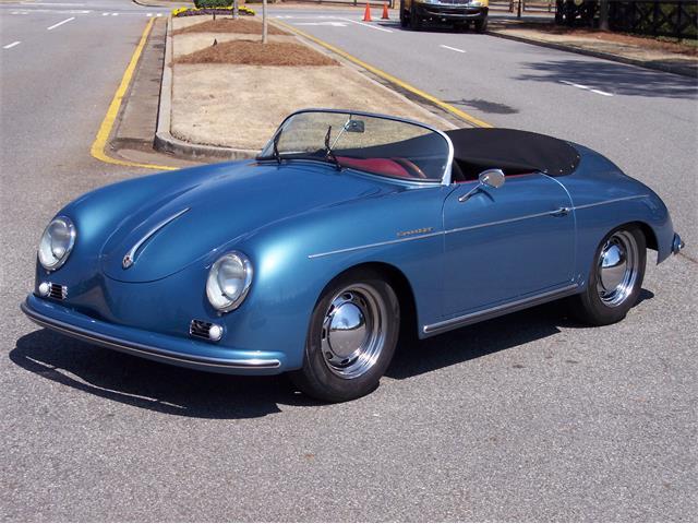 1957 Porsche  356 Speedster Replica | 921263