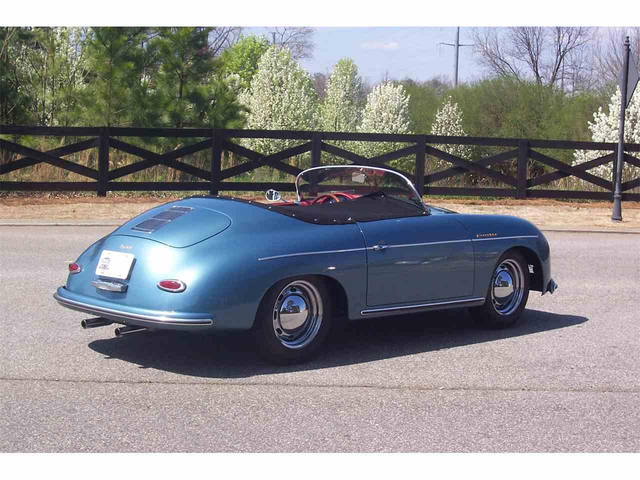 1957 porsche 356 speedster replica for sale cc 921263. Black Bedroom Furniture Sets. Home Design Ideas