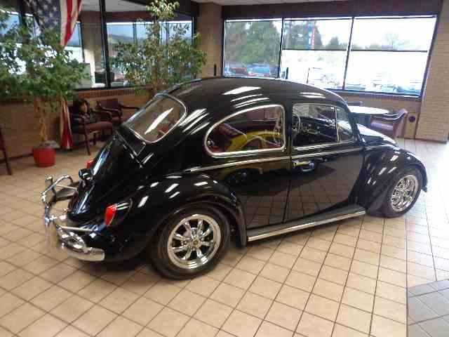1966 Volkswagen Beetle | 921269