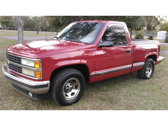 1991 Chevrolet Silverado | 921272