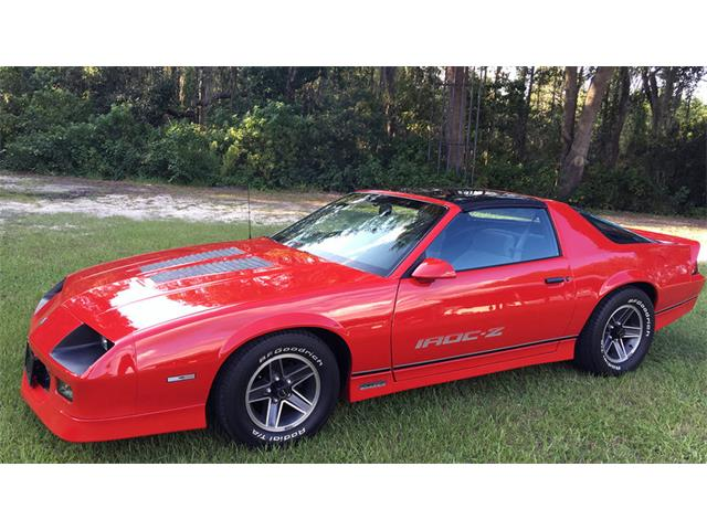 1987 Chevrolet Camaro Z28 | 921273