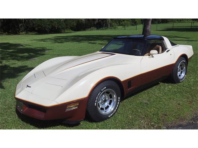1981 Chevrolet Corvette | 921274