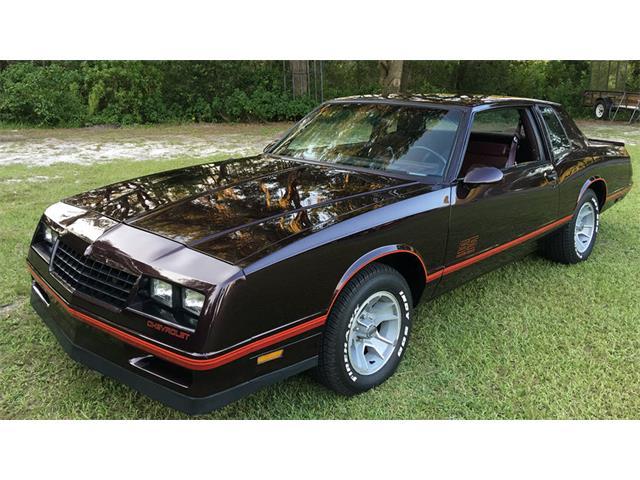 1987 Chevrolet Monte Carlo | 921276