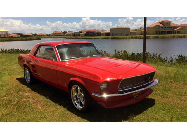 1967 Ford Mustang | 921279
