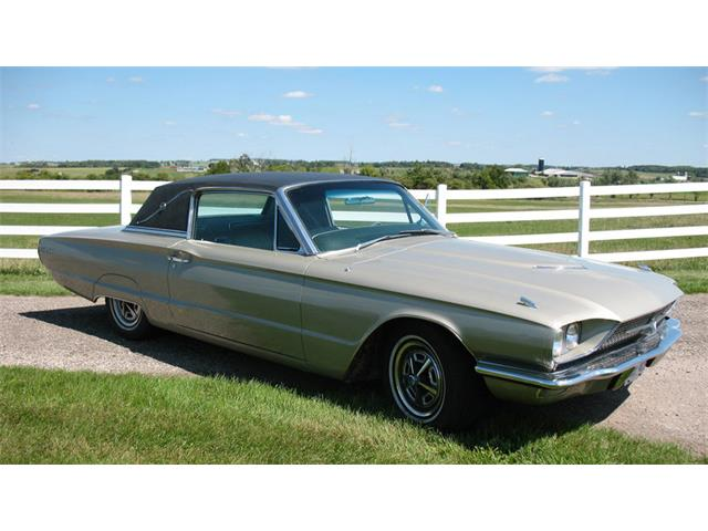 1966 Ford Thunderbird | 921285