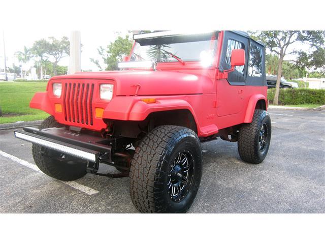 1991 Jeep Wrangler | 921286