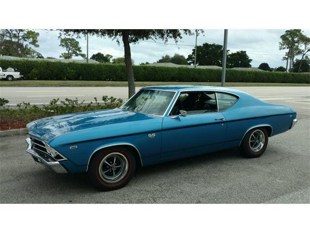 1969 Chevrolet Chevelle SS | 921291