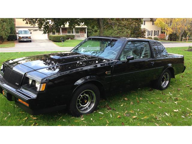 1987 Buick Grand National | 921293