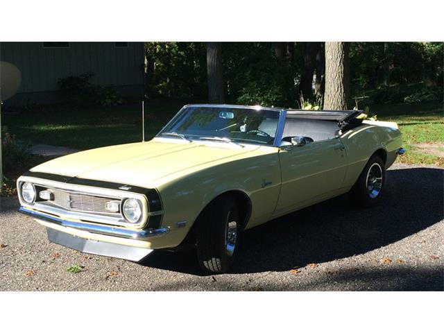 1968 Chevrolet Camaro | 921297