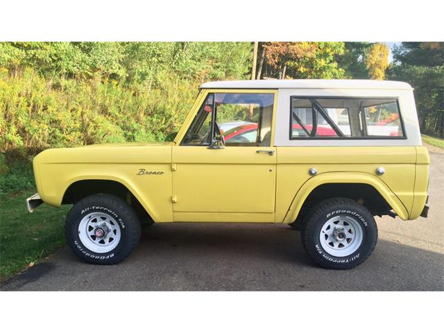 1969 Ford Bronco | 921301