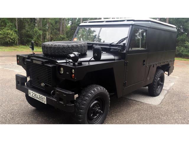 1982 Land Rover Defender 109 | 921302
