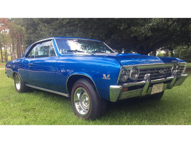 1967 Chevrolet Chevelle SS | 921303