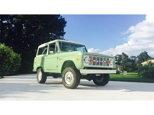1974 Ford Bronco | 921305