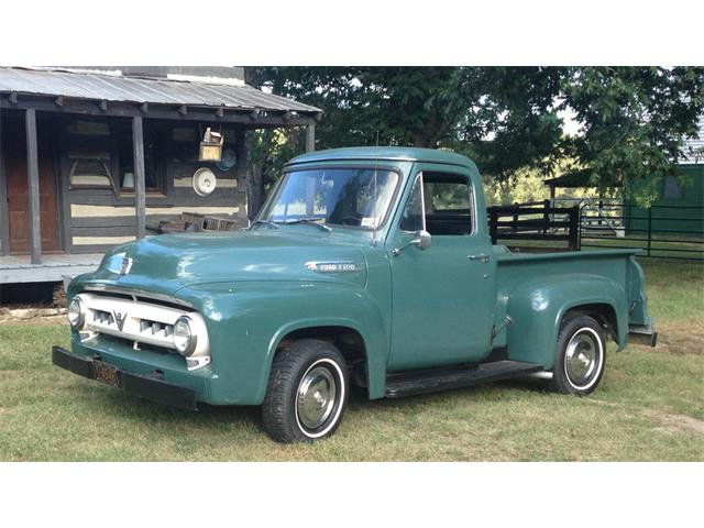 1953 Ford F100 | 921308
