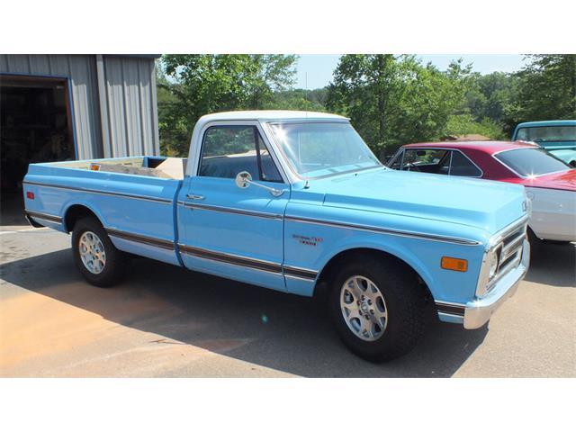1969 Chevrolet C/K 10 | 921311