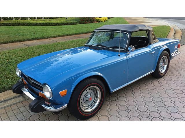 1974 Triumph TR6 | 921314
