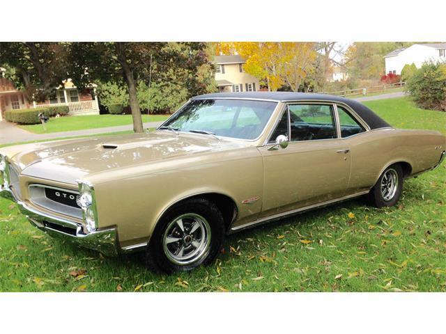 1966 Pontiac GTO | 921316